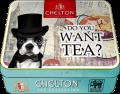 """""""""""""""Chelton"""""""" """"""""Хотите чая?"""""""" черный крупнолистовой чай ж/б 60гр"""