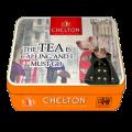 """""""""""""""Chelton"""""""" """"""""Чай зовет"""""""" черный крупнолистовой чай ж/б 60гр """""""""""