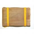 Пуэр плитка в бамбуковом листе №1   (Шу) - 250г  за 1 шт