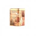 """Банка жестяная """"Карта сокровищ"""", 100 грамм"""