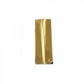 Пакет золото фольгированный, 100 грамм