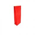 Пакет фольгированный 100 грамм красный твёрдое дно