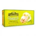 """Чай зеленый пакетированный """"Queenli Ginger green Tea"""", 50 g /25"""