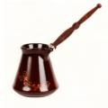 """Турка """"Шоколад"""" керамическа 230мл"""