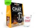 Новинка! Chat (3 in1) 29g/10 sachets - Стакан в подарок, Вьетнам