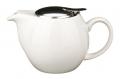 Чайник заварочный белый с ситом 500 мл
